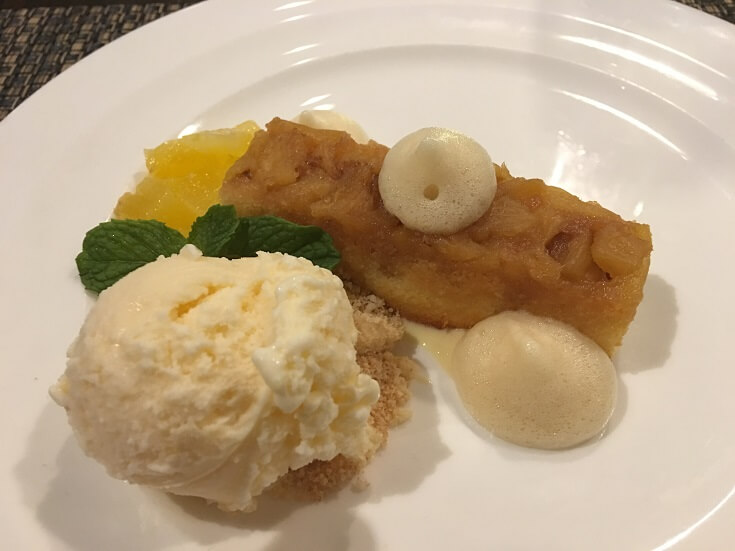 Plantation House Pineapple Cake