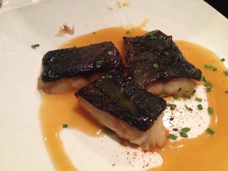 Sansei Butterfish