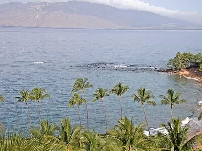Marriott Wailea Resort and Spa live web cam.